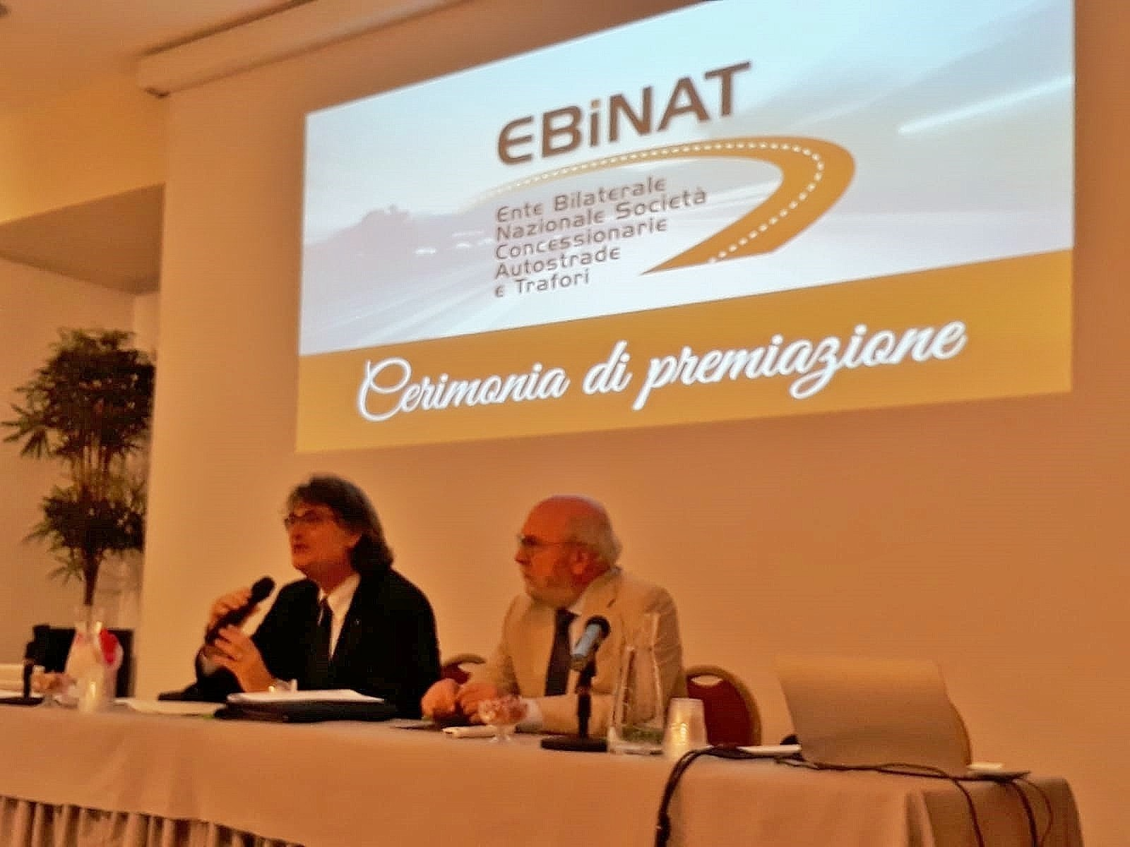 Presidente Marino Masucci  e Vice Presidente Giancarlo Cipullo