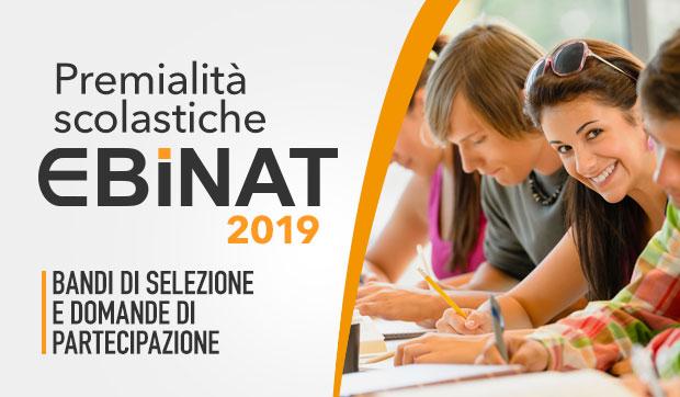 Premialità scolastiche 2019 - Bandi di selezione e domande di partecipazione.