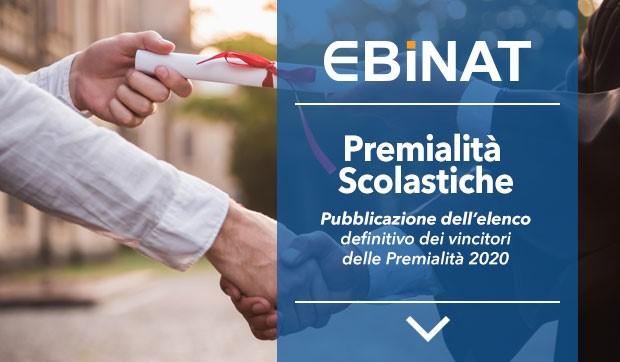 Premialità 2020 - Elenco Vincitori