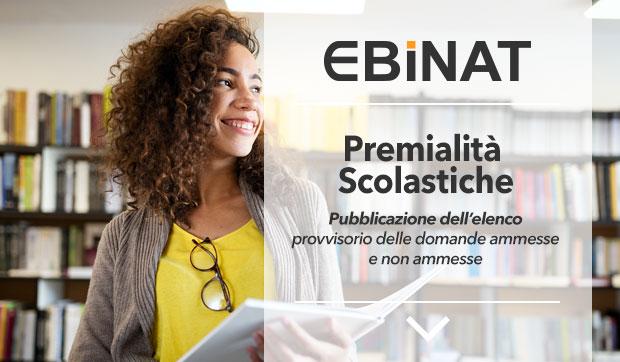 Premialità scolastiche pubblicazione dell'elenco provvisorio delle domande ammesse e non ammesse